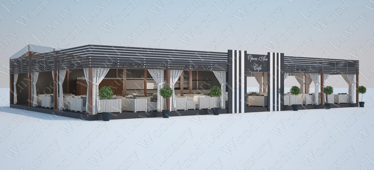 Сборные конструкции для кафе и ресторанов - собираем за 3 дня. - фото 3