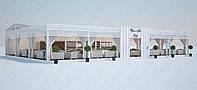 Сборные конструкции для кафе и ресторанов - собираем за 3 дня.