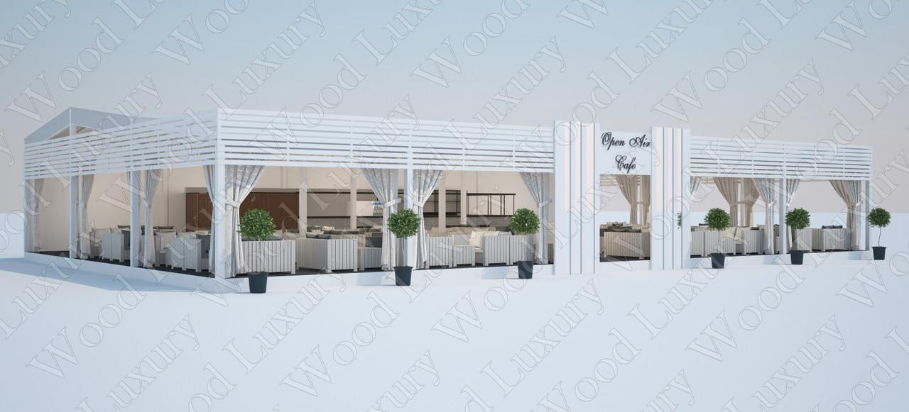 Сборные конструкции для кафе и ресторанов - собираем за 3 дня. - фото 1