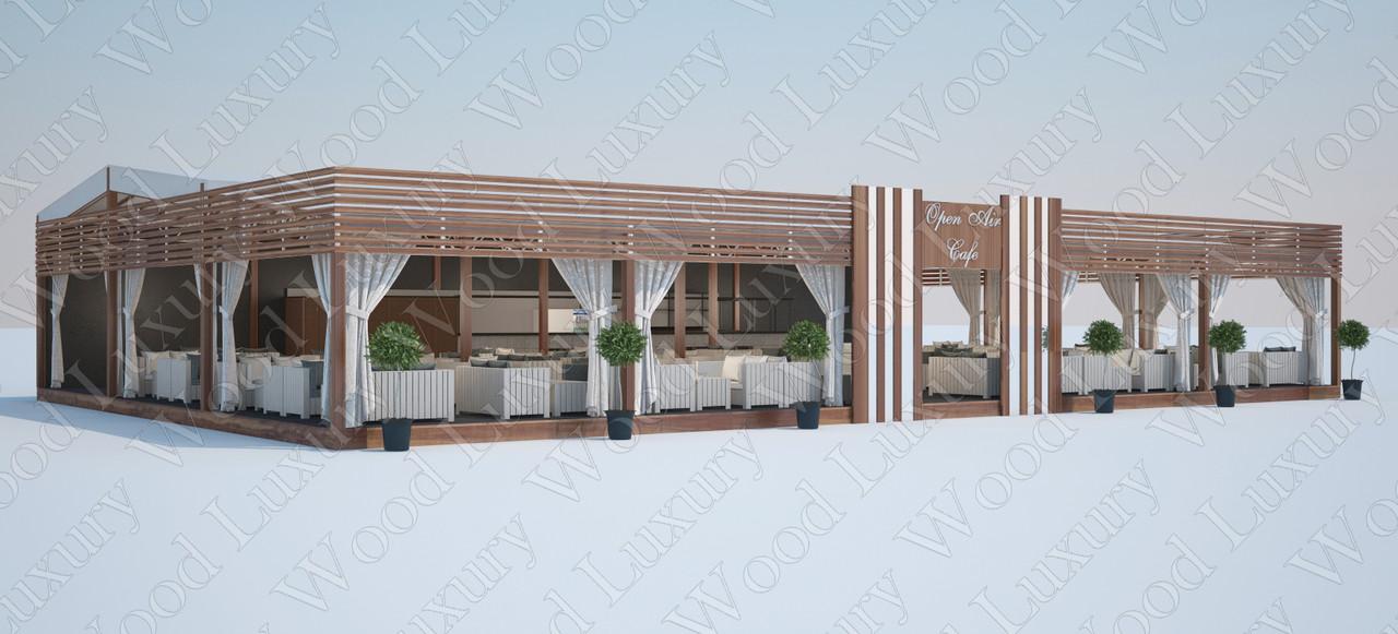 Сборные конструкции для кафе и ресторанов - собираем за 3 дня. - фото 2