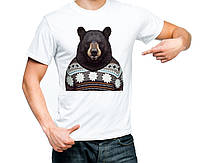 """Футболка"""" Медведь"""""""