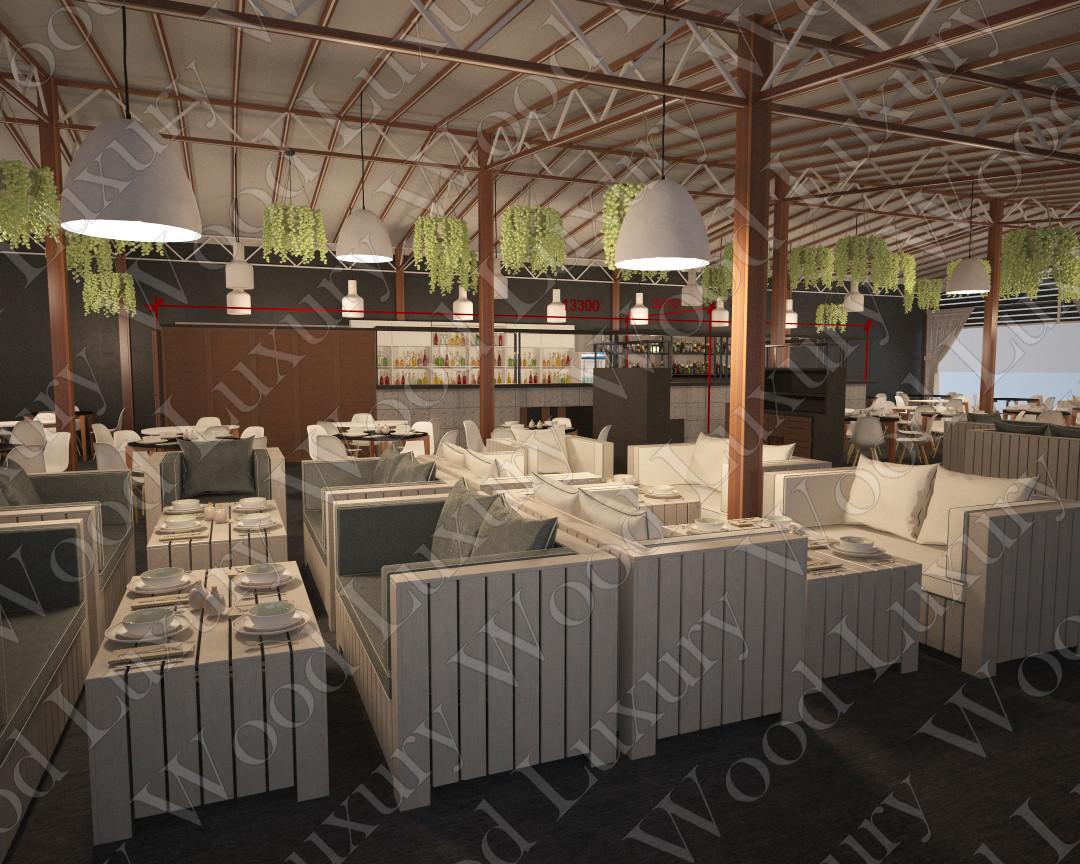 Сборные конструкции для кафе и ресторанов - собираем за 3 дня. - фото 4