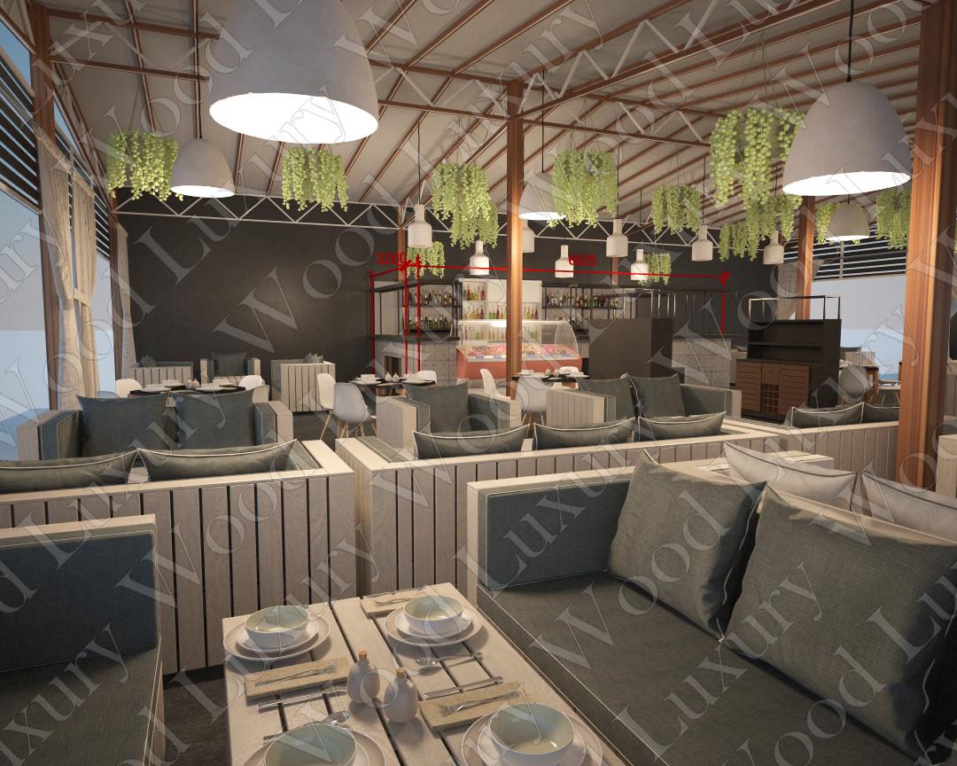 Сборные конструкции для кафе и ресторанов - собираем за 3 дня. - фото 6
