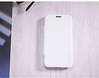 Чехол (книжка) Nillkin Sparkle Series для Samsung J105H Galaxy J1 Mini / Galaxy J1 Nxt Белый