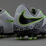 Детские футбольные бутсы Nike Hypervenom Phelon II Junior FG, фото 2