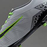 Детские футбольные бутсы Nike Hypervenom Phelon II Junior FG, фото 3