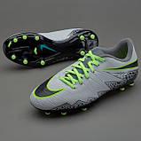 Детские футбольные бутсы Nike Hypervenom Phelon II Junior FG, фото 4