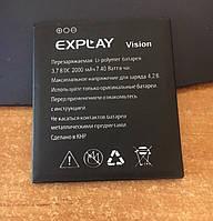 Оригинальная батарея Explay Vision