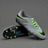 Детские футбольные бутсы Nike Hypervenom Phelon II Junior FG
