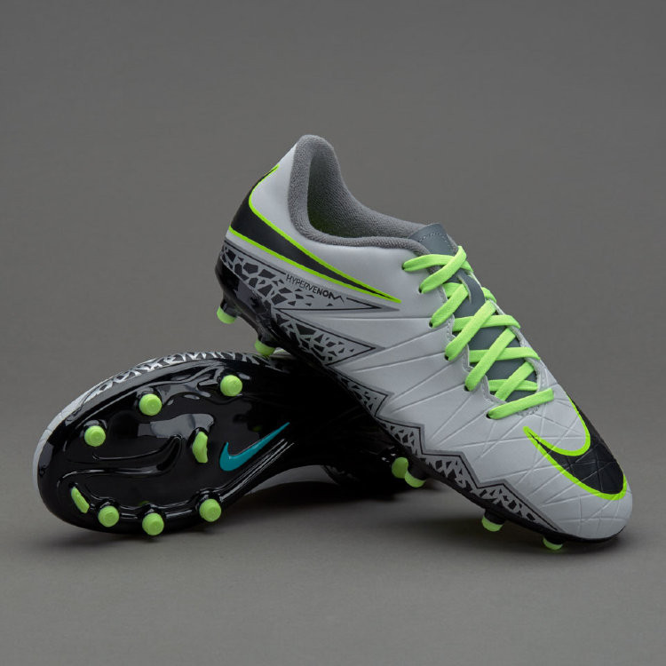 7e5d148d Детские футбольные бутсы Nike Hypervenom Phelon II Junior FG - football-sale .com.
