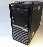 Игровой компьютер Acer Veriton M421G, AMD Athlon II X2 3.2GHz, RAM 8ГБ, HDD 250ГБ, GeForce GT 730 2ГБ