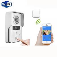 Беспроводной видеозвонок с записью на смартфон 602A-WI-FI