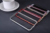 "Металлический бампер Nillkin Gothic Series для Apple iPhone 6/6s (4.7"")            Красный"