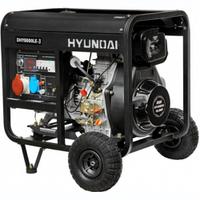 Дизельные генераторы HYUNDAI Diesel DHY 6000LE-3