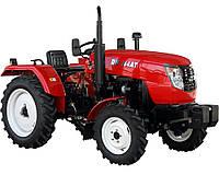 Трактор DW 244AT (24 л.с., 3 цил. КПП (4+1)х2, пер./зад. груз, колеса 6,50х16/9,50х24, розетка)