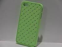 Чехол для iPhone 4/4S Мятный