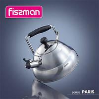 5920 Чайник для кип'ячення води PARIS 2,7 л (нерж. сталь)