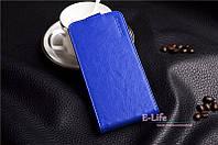 Чехол Флип для Samsung Galaxy S7262 7260 синий