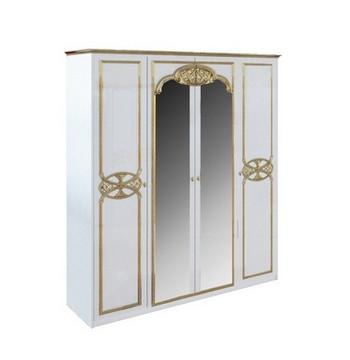 спальня Ева шкаф 4 Д