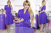 Платье в стиле pin-up красиво подчеркивает все достоинства фигуры, при этом скрывает и мелкие недостатки.