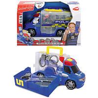 Машинка Полицейский Фургон с аксессуарами Dickie 3716005, фото 1