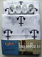 """Шторка для ванной и душа """"Текстиль"""" (new)"""