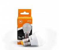 Лампа 5W 4200К Е27 ЛЕД, фото 1