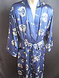 Атласные халаты для мужчин., фото 2