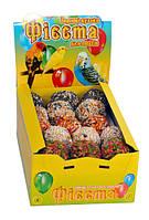 Корм для попугаев зерновые шарики Фиеста 30 шт ЛОРИ