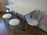 Стол кухонный 1100х600х710Н, фото 1