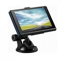 GPS навигатор для автомобиля Pioneer X52, сенсорный экран 5 дюймов, Windows CE 6, память 4 Гб, видео