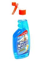 Моющее средство Мистер Мускул для стекла с расп. асс