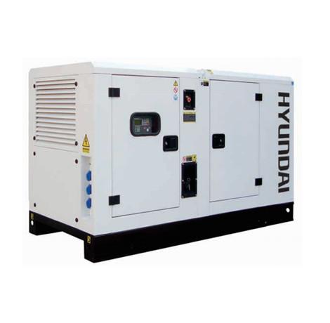 Дизельный генератор HYUNDAI DHY11K(S)E
