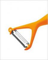 Нож для чистки овощей и нарезки моркови по корейски