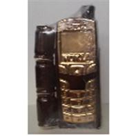 """Коньячний набір """"Телефон"""" (Фляга + 3 стакана)"""