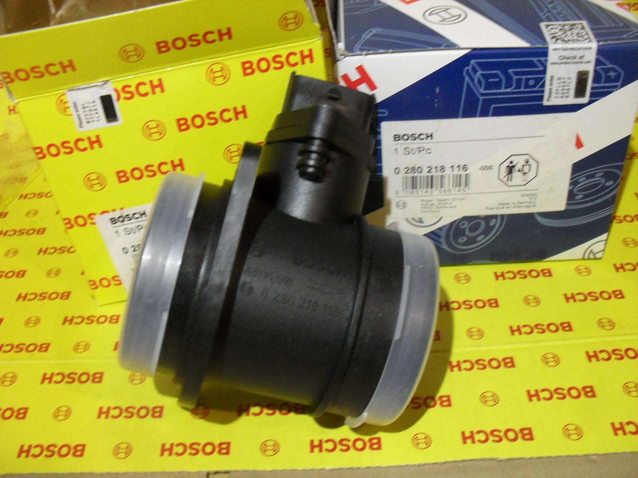 ДМРВ Bosch 0280218116, ДМРВ ВАЗ 1.6, 0 280 218 116,