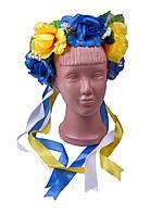 Венок украинский декоративный