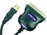 Конвертор STLab U-224 USB 2.0, 1xCOM 1.5m