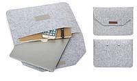 """Чехол конверт для MacBook Retina 13.3 """" войлок, фото 1"""
