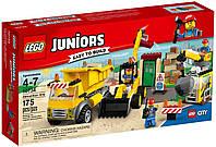 LEGO® Juniors СТРОЙПЛОЩАДКА 10734