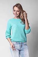 Комфортная женская блуза модного дизайна