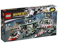 Lego Speed Champions Формула-1 Mercedes AMG Petronas 75883