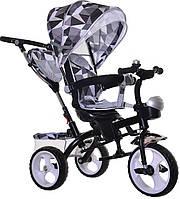 Трехколесный велосипед с надувными колесами QAT-T017A