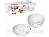 """Набор салатников 156 мм """"Atlantis 10250"""" 6 шт."""