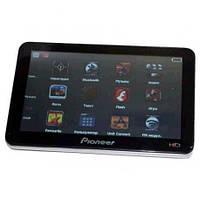 GPS навигатор Pioneer X71, экран 7 дюймов, Windows CE 6, FM-модулятор, AV, BT, модуль Bluetooth