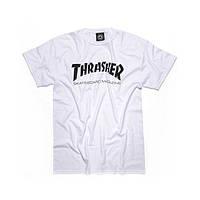 Футболка |Thrasher Skate Mag Logo Tee| Оригинальная бирка