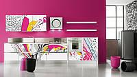 Итальянская современная кухня в стиле POP-ART модель FANTASY фабрика EFFE QUATTRO, фото 1