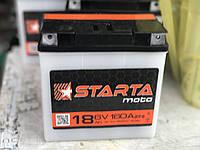 Аккумулятор 18A/6V STARTA кислотный