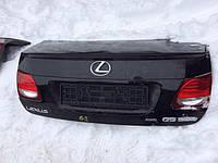 Запчасти Лексус Lexus GS 10г. Крышка багажника в сборе
