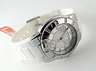 Часы женские Alberto Kavalli  Lux - серебристый корпус, светлый циферблат